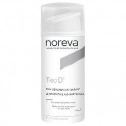 Noreva Trio D Soin Dépigmentant Unifiant 30ml
