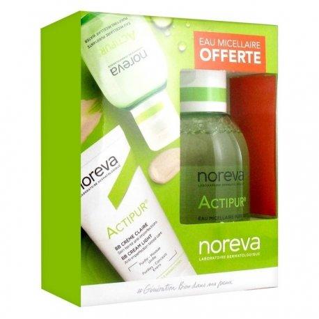 Noreva Coffret Actipur - BB Crème Claire 30ml + Eau Micellaire 100ml OFFERTE