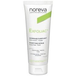 Noreva Exfoliac Gel Gommant Purifiant 50ml