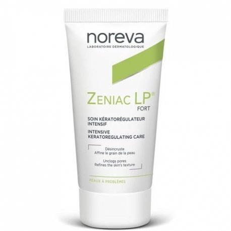 Noreva Zeniac LP Fort Soin Kératorégulateur Intensif 30ml