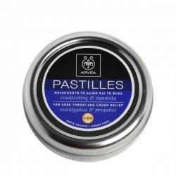 Apivita Pastilles Eucalyptus & Propolis 45g
