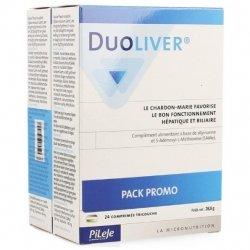 Duoliver Duo Pack 2x24 comprimés