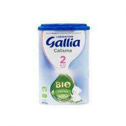 Gallia Calisma 2ème Âge Bio 800g