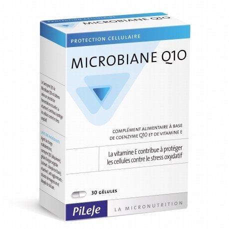 Pileje Microbiane Q10 30 gélules
