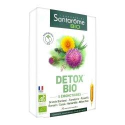 Santarome Bio Détox Bio 20 ampoules de 10ml