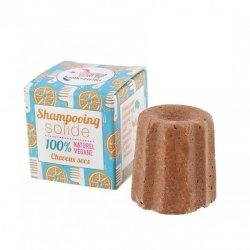 Lamazuna Shampooing Solide Cheveux Secs à l\'Orange et à l\'Huile d\'Argan 55g
