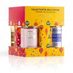 L'Occitane en Provence Collection de Gels Douche