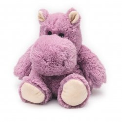 Soframar Warmies Cozy Peluches Bouillotte Hippo