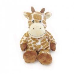 Soframar Warmies Cozy Peluches Bouillotte Girafe