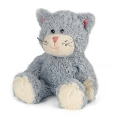 Soframar Warmies Cozy Peluches Bouillotte Chat