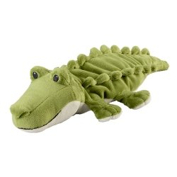 Soframar Warmies Cozy Peluches Juniors Bouillotte Crocodile