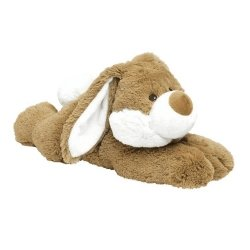 Soframar Warmies Cozy Peluches Bouillotte Lapin Marron