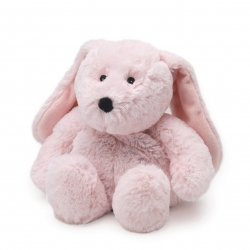 Soframar Warmies Cozy Peluches Bouillotte Lapin Rose