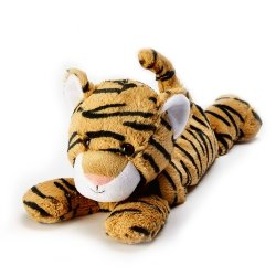 Soframar Warmies Cozy Peluches Bouillotte Tigre