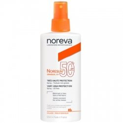 Noreva Noresun Gradual UV SPF50+ Spray 125ml