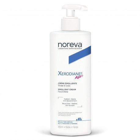 Noreva Xerodiane AP+ Crème Emolliente Visage et Corps 400ml
