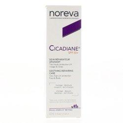 Noreva Cicadiane SPF50+ Soin Réparateur Apaisant 40ml