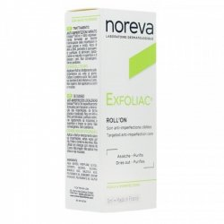 Noreva Exfoliac Roll'On Soin Anti-Imperfections 5ml
