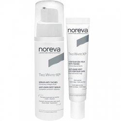 Noreva Trio WHITE XP Sérum 30ml + Contour des yeux 10ml OFFERT