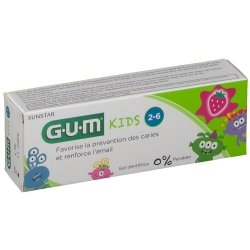 Gum Kids dentifrice 75ml