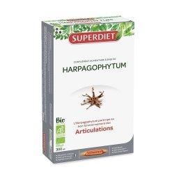 Superdiet Harpagophytum Bio 20 ampoules de 15ml