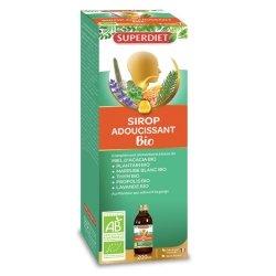 Superdiet Sirop Plantain Adoucissant Bio 200ml