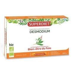 Superdiet Desmodium Bio 20 ampoules de 15ml
