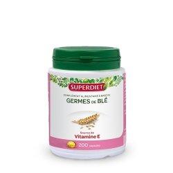Superdiet Germes de Blé 200 capsules