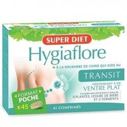 Superdiet Hygiaflore Transit Format de Poche 45 comprimés