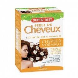 Superdiet Perle De Cheveux 60 gélules