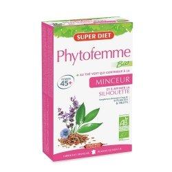 Superdiet Phytofemme Bio Minceur 20 ampoules de 15ml