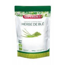 Superdiet Herbe de Blé Bio 200g