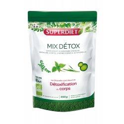 Superdiet Mix Détox Bio Poudre 200g