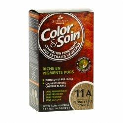 Les 3 Chênes Color & Soin Coloration Permanente 11A Blond Sable Cendré 60ml