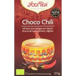 Yogi Tea Choco Chili 17 sachets
