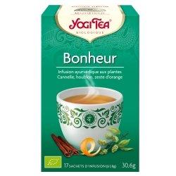 Yogi Tea Bonheur 17 sachets