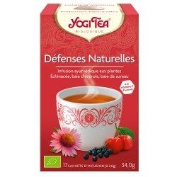 Yogi Tea Défenses Naturelle 17 sachets