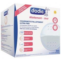 Dodie Coussinets d\'Allaitement Ultra-Fins Jour 50 unités