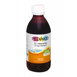 Pediakid 22 Vitamines et Oligo-Eléments 250ml