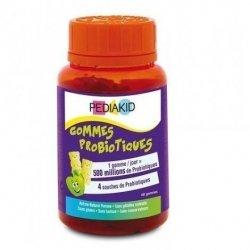 Pediakid Gommes Probiotiques Flore Intestinale 60 gommes