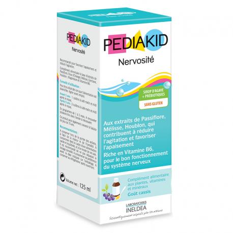 Pediakid Nervosité Format Familial 250ml