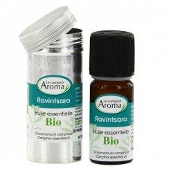 Le Comptoir Aroma Huile Essentielle Ravintsara Bio 10ml