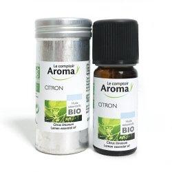 Le Comptoir Aroma Huile Essentielle Citron Bio 10ml