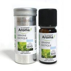 Le Comptoir Aroma Huile Essentielle Verveine Exotique Bio 10ml