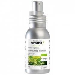 Le Comptoir Aroma Huile Végétale Amande Douce Vierge 50ml