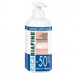 Cicabiafine Crème Douche Anti-Irritations Offre Spéciale 2 x 400ml