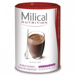 Milical Nutrition Milk-Shakes Saveur Chocolat 18 Portions