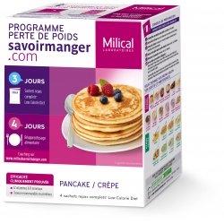 Milical Programme Perte de Poids Pancake 4 sachets