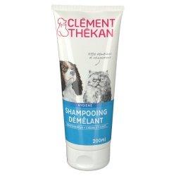 Clément Thékan Shampoing Démélant Chiens et Chats 200ml