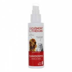 Clément Thékan Caniderma Chiens et Chats Spray 125ml
